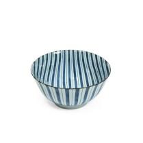 Tonkusa Stripe donburi bowl. 8.95