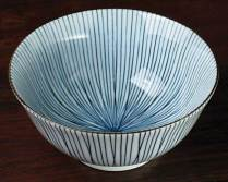 Bamboo forest donburi Bowl. 8.95-