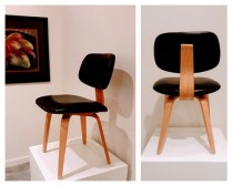 ** ITEM NOW SOLD.**Set /8 Gus Dining Chairs 1000. set/8