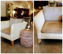 **ITEM NOW SOLD**Gina B Co. Armchair. $395.