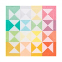 Le Jacquard Francais Origami napkin. 100% cotton. Set of six. 97.50