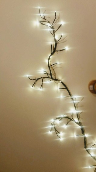 Roost Twinkle Willow Lights. Large: 9ft length. 115.- Small: 95.-