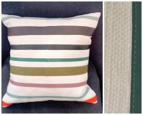 **ITEM NOW SOLD**Della Robia Pillow.70.-