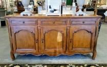 Milling Road Provincial Sideboard. (A division of Baker Furniture) Original List Price: $4000.-$5000. Modele's price: 1950.-