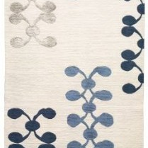 **ITEM NOW SOLD** Judy Ross 'Celine' runner, 3' x 10'. Tibetan wool and Chinese silk content. Current List: $3,370.- Modele's Price: 1695.-
