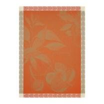 Le jacquard Francias tea towel. 'Eaux de Oranges'. 100% cotton. 23.-