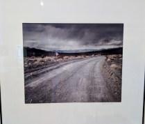 "Framed photograh by Gordon Whitten: 'Death Valley Afternoon', 1991. #6/50. 34""w x 30.25""h. Orig. List: $1,250. Modele's Price: 395.-"