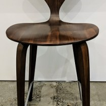 """Cherner counter stool (single). 2 years old, from Design Within Reach. 17""""w x 20""""d x 39.5""""h. Seat height: 24.5"""". Current List: $879. Modele's Price: 325.-"""