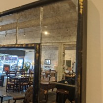"**ITEM NOW SOLD** West Elm 'Tiled Mirror', full length. Antiqued mirrored tiles around border. 26"" x 72.25"" 275.-"