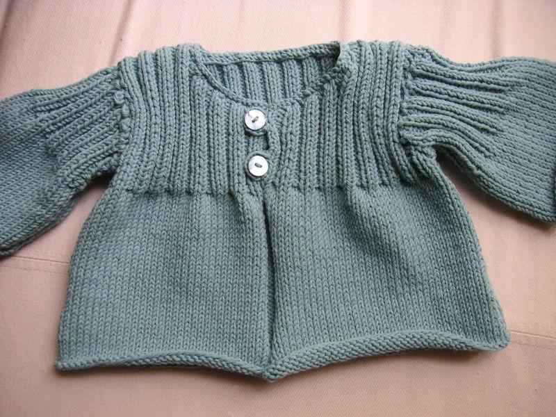 modele tricot