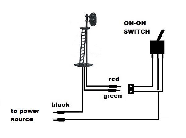N gauge Signals