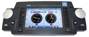 ESU ECoS Digitalzentrale der Modellbahn Anlage