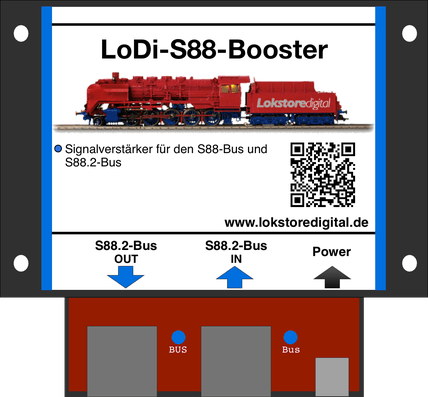 LoDi S88-Booster