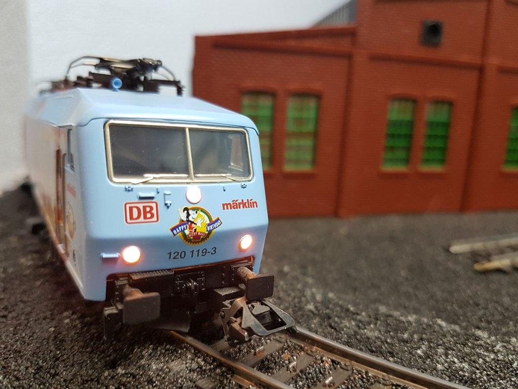 Märklin 33535, Micky Maus Lokomotive