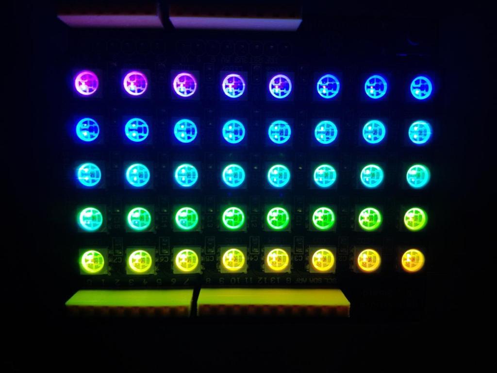 WS2812 2020 – die LEDs mit dem Controller