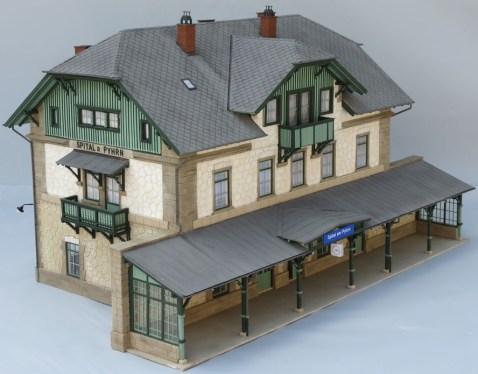 Bahnhof Spital/Pyhrn