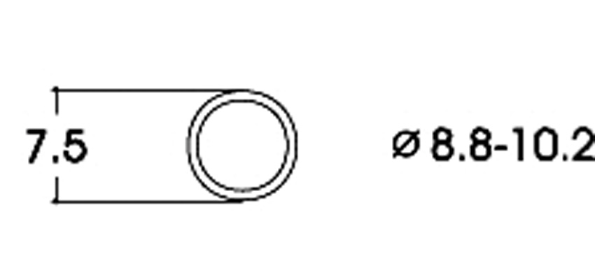 Roco 40073 Gauge H0 Traction wheel AC