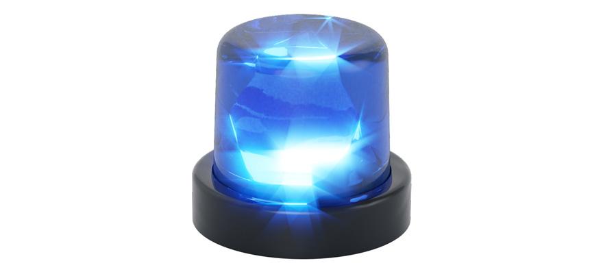 Viessmann Voie H0 Rundumleuchte Mit Blauer Led