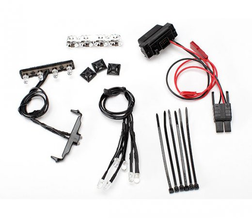 Traxxas 7285 Summit 1/16 LED Dach und Chassis Beleuchtungs