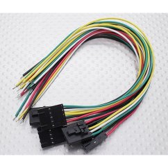 5 Pin Stecker Wiring Junction Box Diagram Mobo Racing Molex Verbindungskabel Geeigent Fur Fatshark 1 Stuck