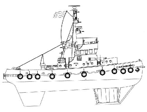 Hafenschlepper
