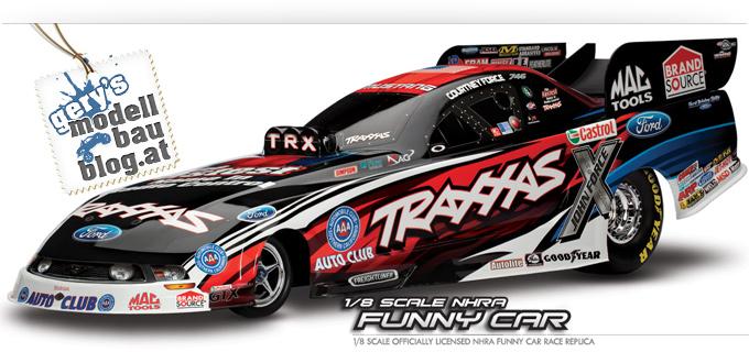 Traxxas NHRA Dragster Funny Car