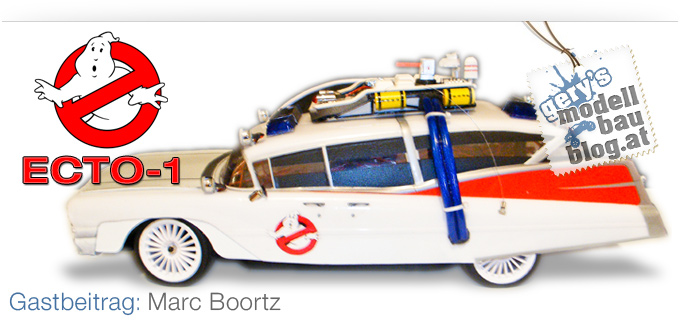 Ghostbusters Ecto1