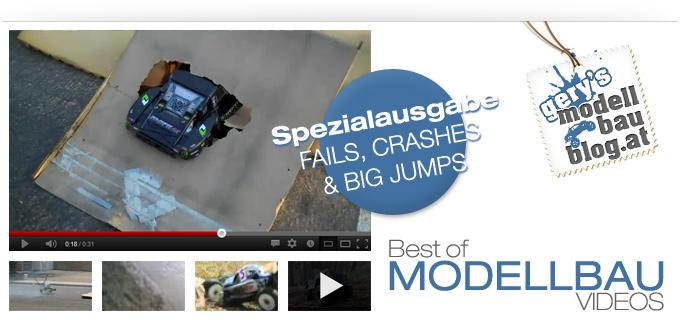 Spezialausgabe - Fails, Crashes & Big Jumps