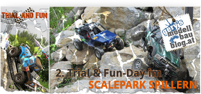 2. Trial & Fun-Day im Scalepark Spillern