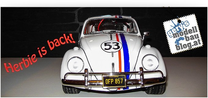 """Projekt """"53"""" - Herbie ist zurück 1"""