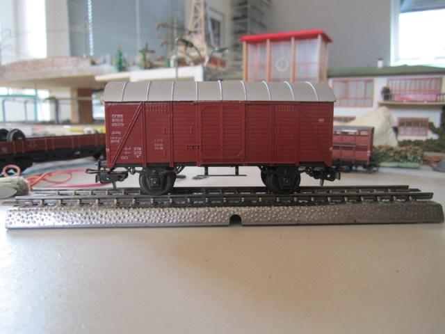 Märklin gedeckter GW 4505