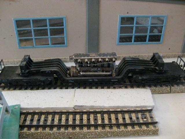 Ladegüter für die Modellbahn H0