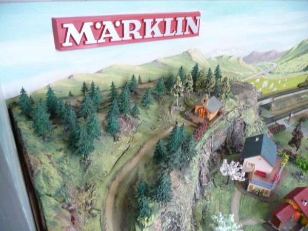 Märklin Werks- und Schaufensteranlagen