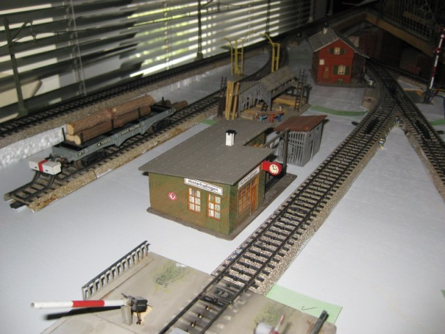 Meine erste Märklin Bahn