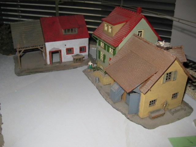 Meine Modellbahn - Kindheit