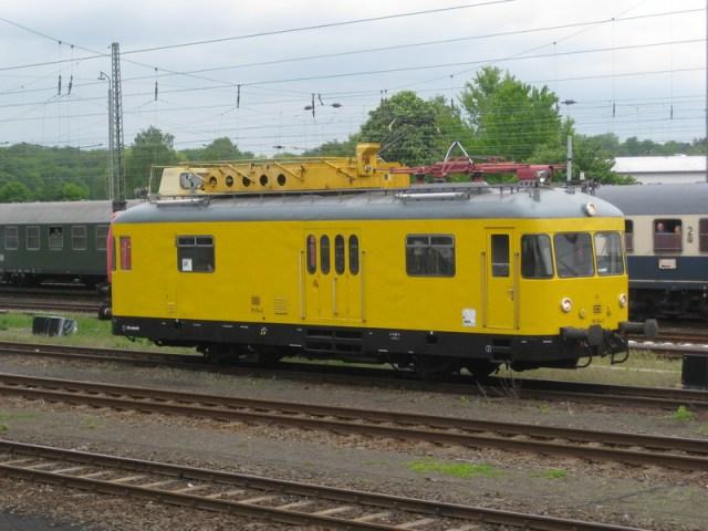 Turmtriebwagen BR 701