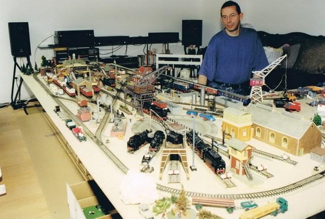 Modelleisenbahn - Wiedergeburt Nr.3