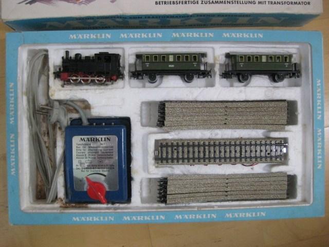 Märklin Zugpackung 2943