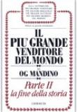 Og Mandino – Il più grande venditore del mondo P. II