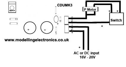 MK3 Dual Capacitor Discharge Unit (CDU)