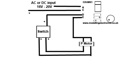 Micro Capacitor Discharge Unit (CDU)