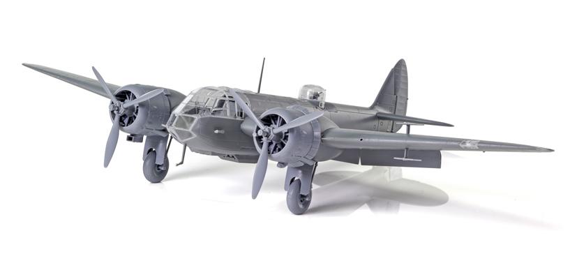 New Airfix Blenheim Mk If 1 48 Scale Modellingnews Gr