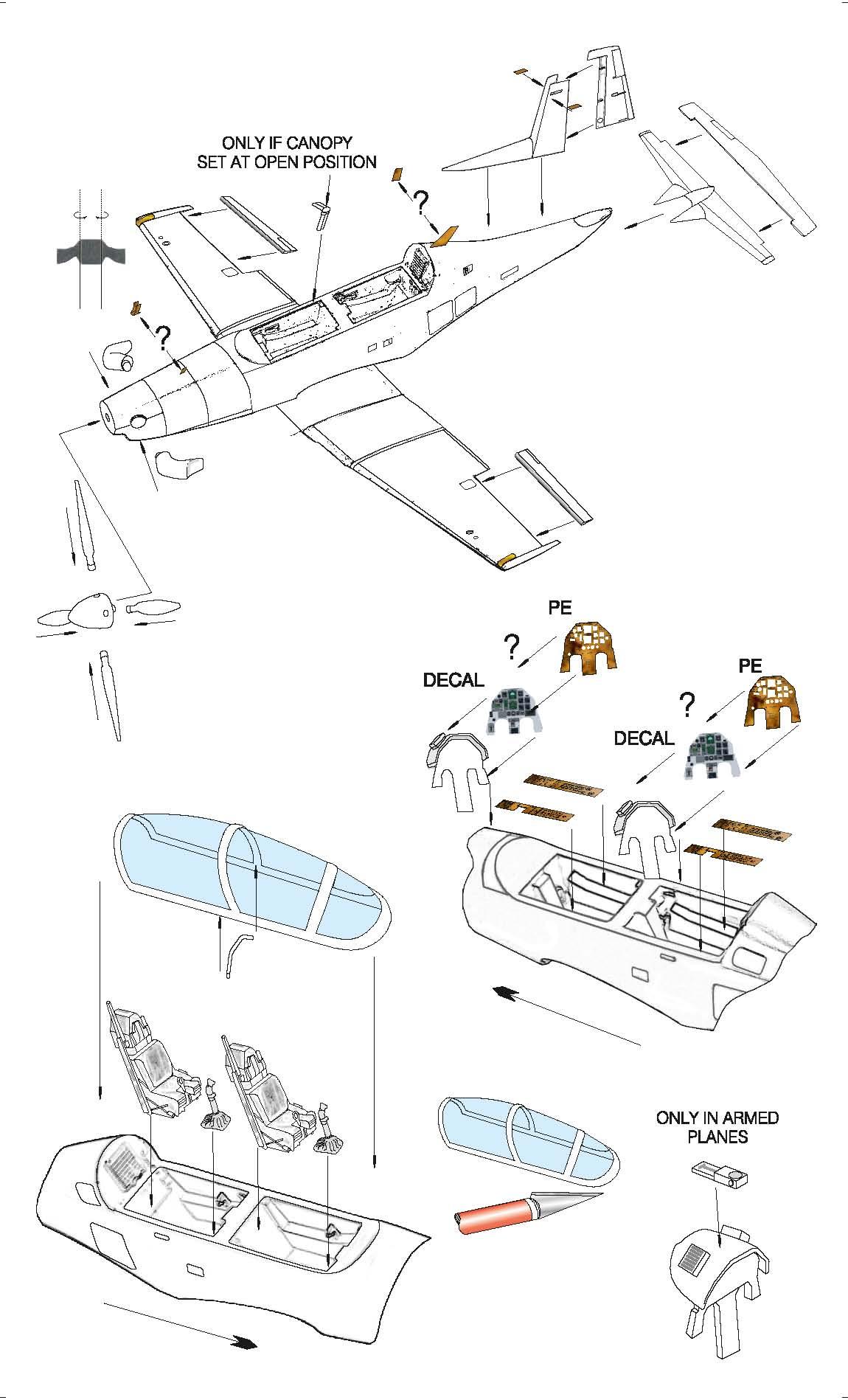 Grand Models Beechcraft T 6a Nta Texan Ii 1 72 Scale