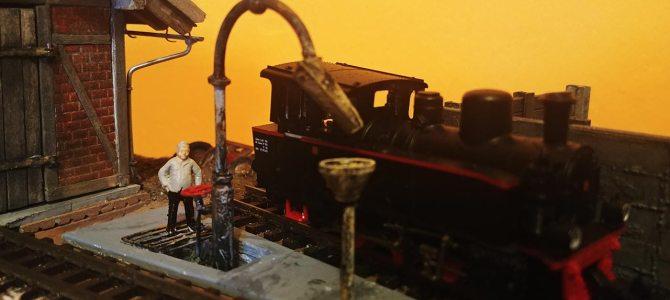 Napajalnik za parne lokomotive