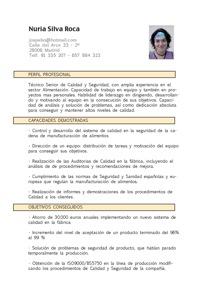 Plantillas De Curriculum Vitae Combinado Gratis Sample Resume Service