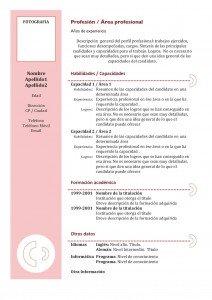 Ejemplo Primer Curriculum Vitae Sin Experiencia Resume Pdf