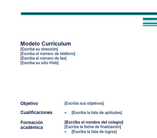 como fazer curriculum vitae documentado
