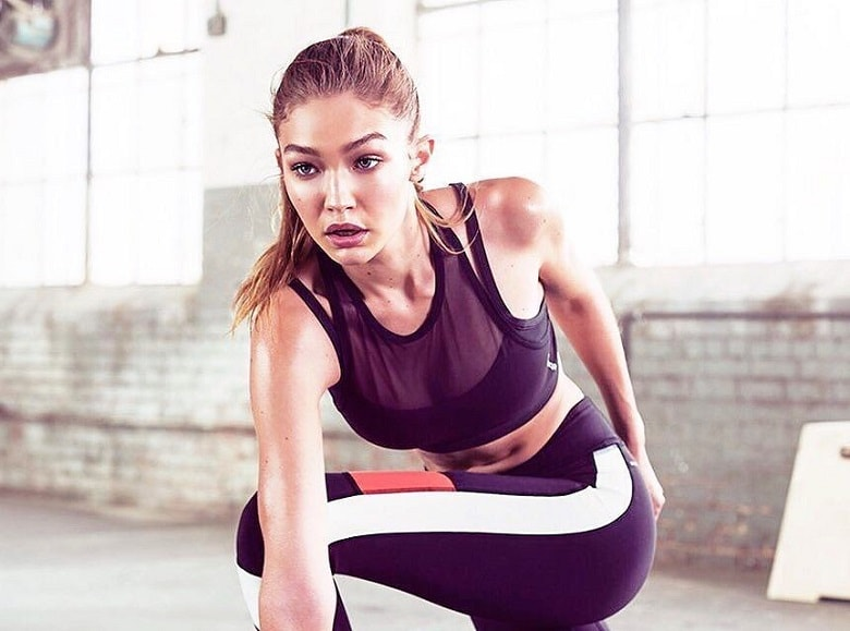 Gigi Hadid Diet And Exercise