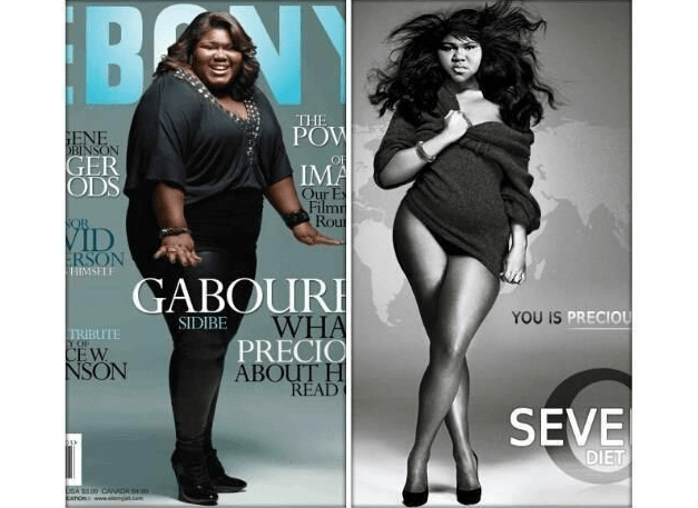 Gabourey Sidibe's Amazing Weight Loss ...