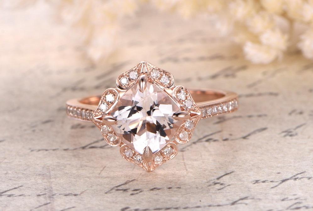 engagement fashion ring